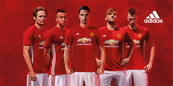 471ab913f38 Manchester United Home 2016 17 Home Kit Revealed - SoccerNation