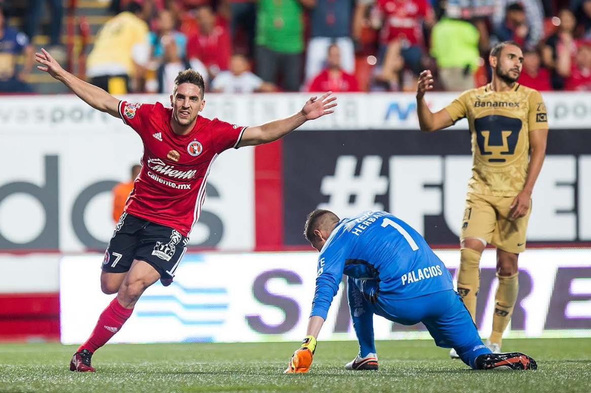 Xolos Patch Up Small Problems and Maintain Control of Liga MX