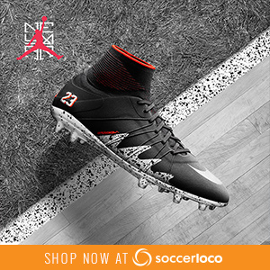 Shop the Neymar X Jordan Hypervenom Phantom at soccerloco