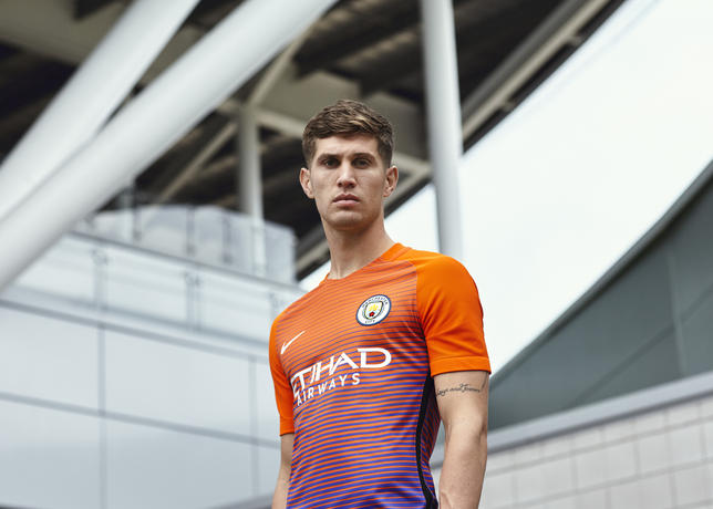 Manchester City Debut 2016-17 Third Kit