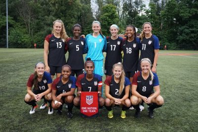 FIFA U-17 World Cup Kicks Off Tomorrow With 8 California Natives