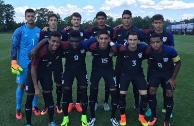 Five California Natives Named To US Roster For Upcoming U-20 Men's Four Nations Tournament
