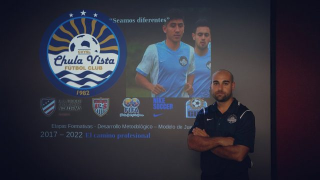Get to Know Ruben Cano, Chula Vista FC's New Director of Coaching