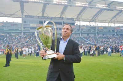 Arena's USMNT Appointment Means Big Changes at LA Galaxy
