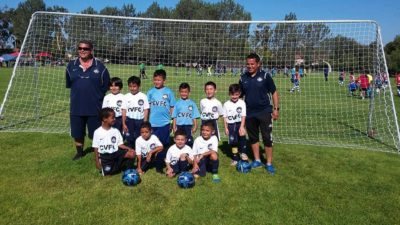 Sky's The Limit for Chula Vista Futbol Club