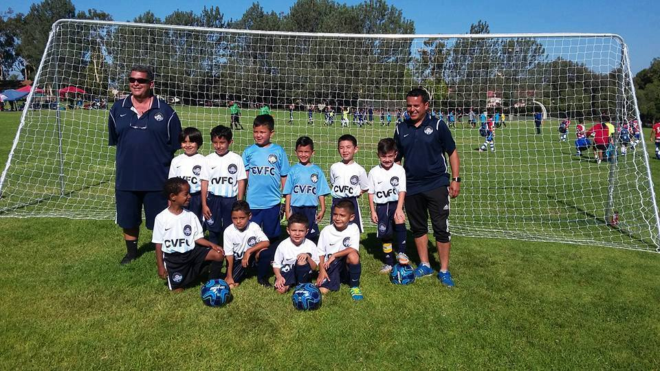 Sky's The Limit for Chula Vista Futbol Club
