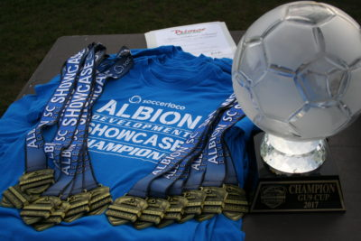 Albion SC Sign Two Sponsorship Deals