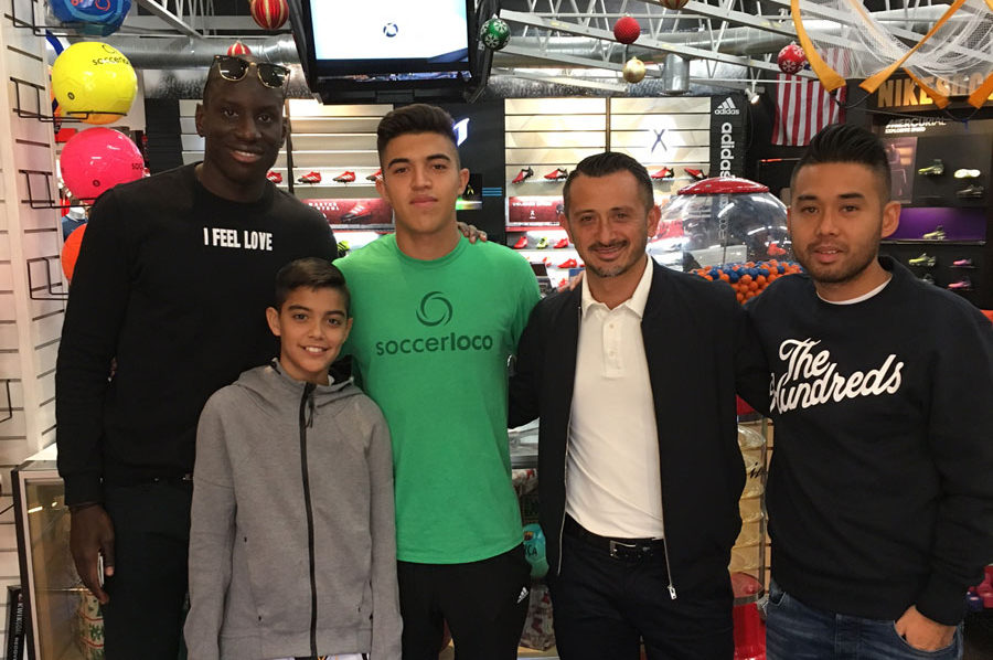 Demba Ba Says He and Eden Hazard are Involved in San Diego NASL Team