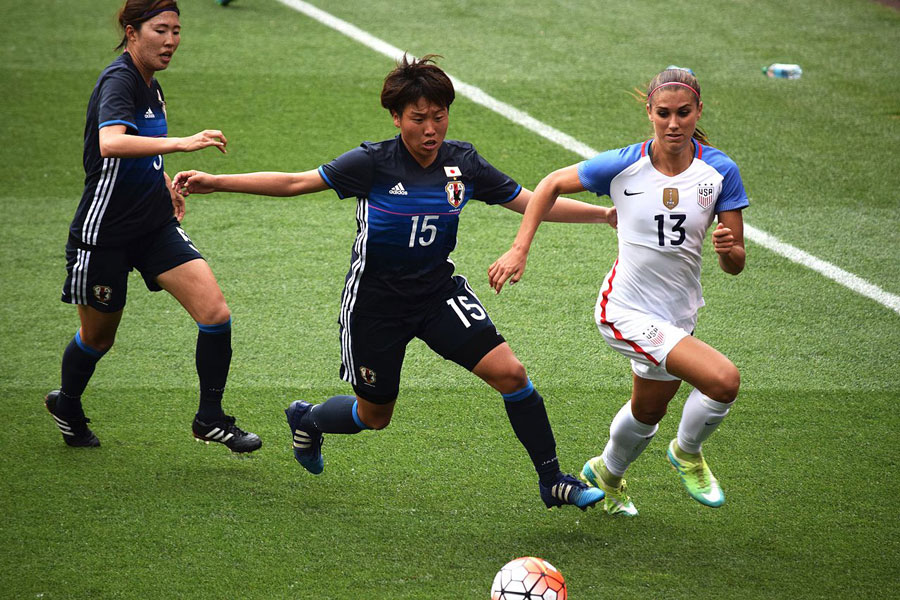 U.S. Soccer National Team Update: Three Natives Named To 2017 SheBelieves Roster; Five California Natives Named To U-20 Women's National Team;