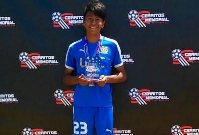 Laguna United's Puma Player of the Month – February 2017