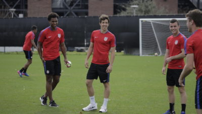 4 California Natives Named To U-20 World Cup Roster