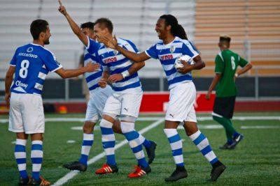 Match Preview: Albion PROS take on Corinthians USA