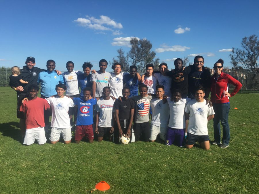 Soccer in City Heights: The Unifying Powers of The Beautiful Game