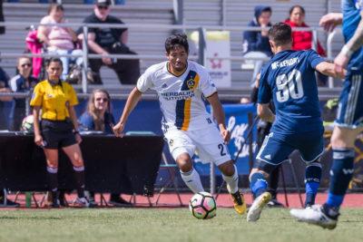 Orange County SC, LA Galaxy II Post Wins to Open USL Season