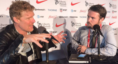 SoccerNation Sitdown: Alexi Lalas from Avaya Stadium