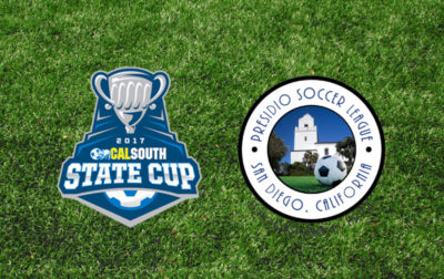 Presidio's Cal South State Cup Youngers Champions