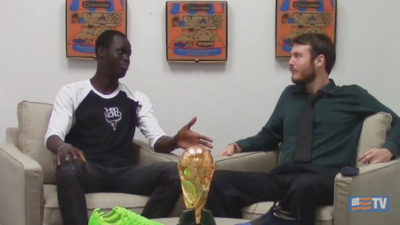 SoccerNation TV is on the air: WATCH NOW!
