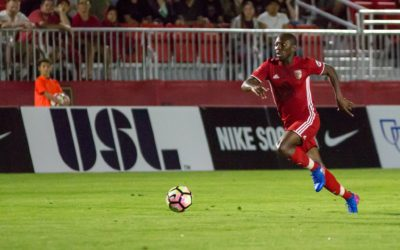 Phoenix Rising Heads to Utah to Face Real Monarchs SLC