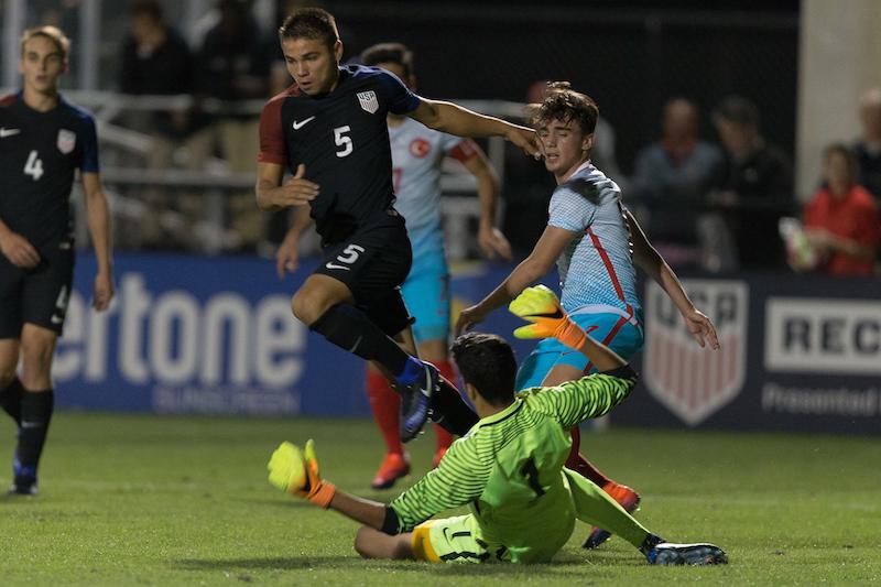 California Native Arturo Vasquez Named To U-17 CONCACAF Championship Roster