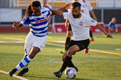 Albion PROS Defeat Corinthians USA to Remain Perfect at Home