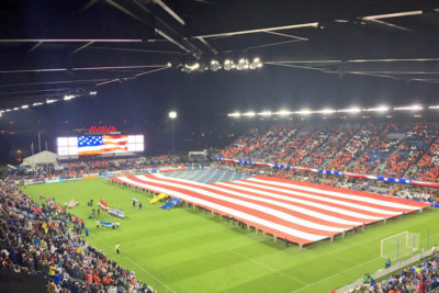 United States Joins with Canada and Mexico to Launch World Cup Bid
