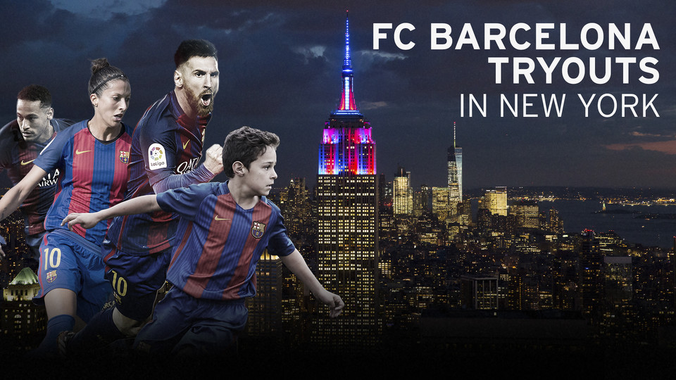 FC Barcelona to Open World Class Academy in New York