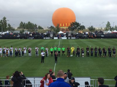Orange County SC open new venue in style with 405 Derby win