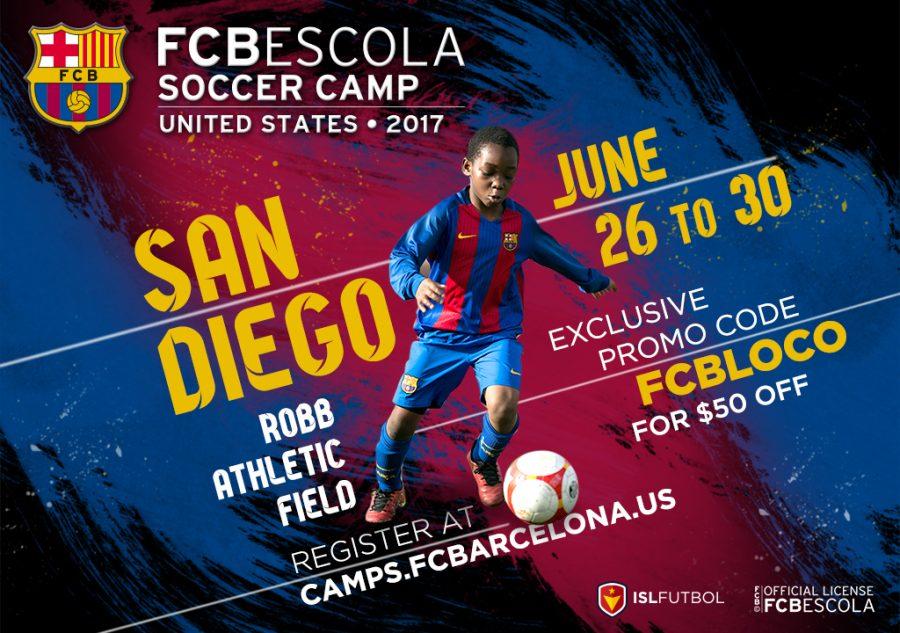 Fc Barcelona Summer Camp In San Diego Soccernation