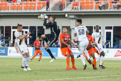 LA Galaxy II Grab Road Win over Rio Grande Valley FC