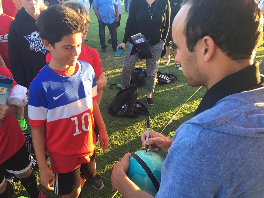 Women Talking Football – Presented by SoccerNation: Landon Donovan