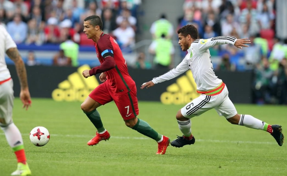 Mexico 2-2 Portugal: El Tri steals a point from the European champions