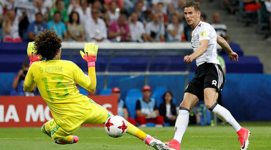 Mexico 1-4 Germany: El Tri Overwhelmed in One-Sided Semifinal Loss