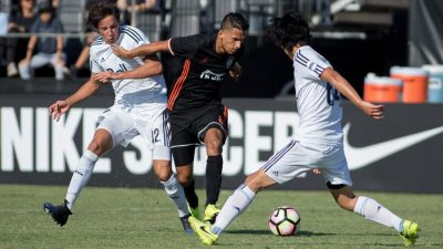 LA Galaxy II Win Final 405 Derby Ahead of Weekend USL Action