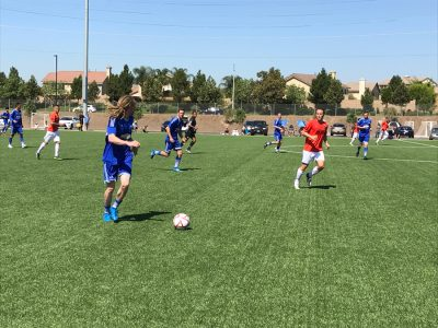 Halfway Through the Season Colorado Rush is Poised for a UPSL Championship Repeat