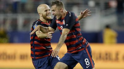 Magical Morris: Late Winner Sees USA Top Jamaica For Gold Cup Title