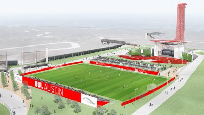 United Soccer League Welcomes Austin Back