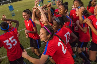 U.S. Soccer National Team Update: U-17 MNT and U-15/U-15 GNT To Hold Joint Camp