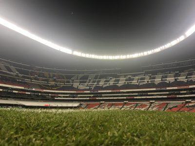 Mexico City (Part 3): The Bright Lights of Estadio Azteca