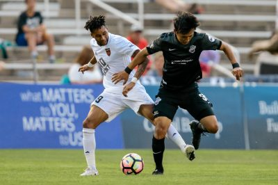 Breakthrough: Phoenix Rising FC 2, Colorado Springs Switchbacks FC 1