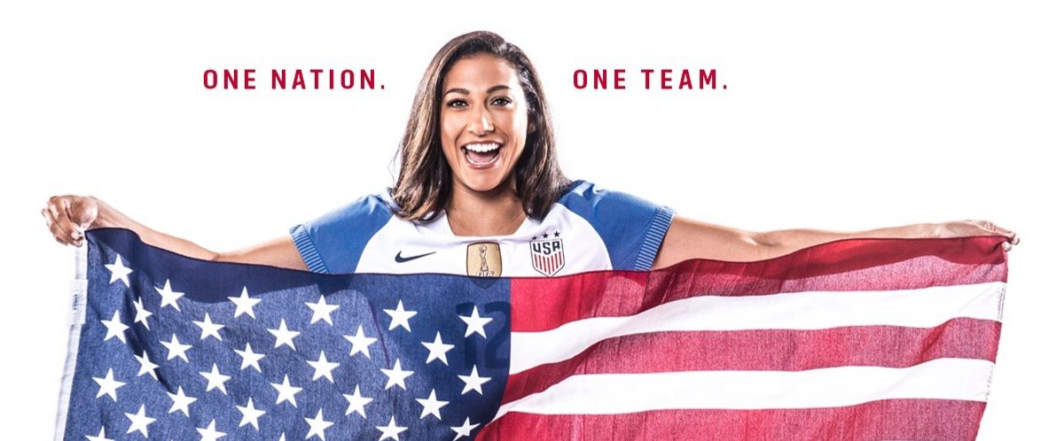 One on One with Christen Press - SoccerNation