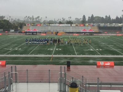 ASC San Diego Drops Final Preseason Game