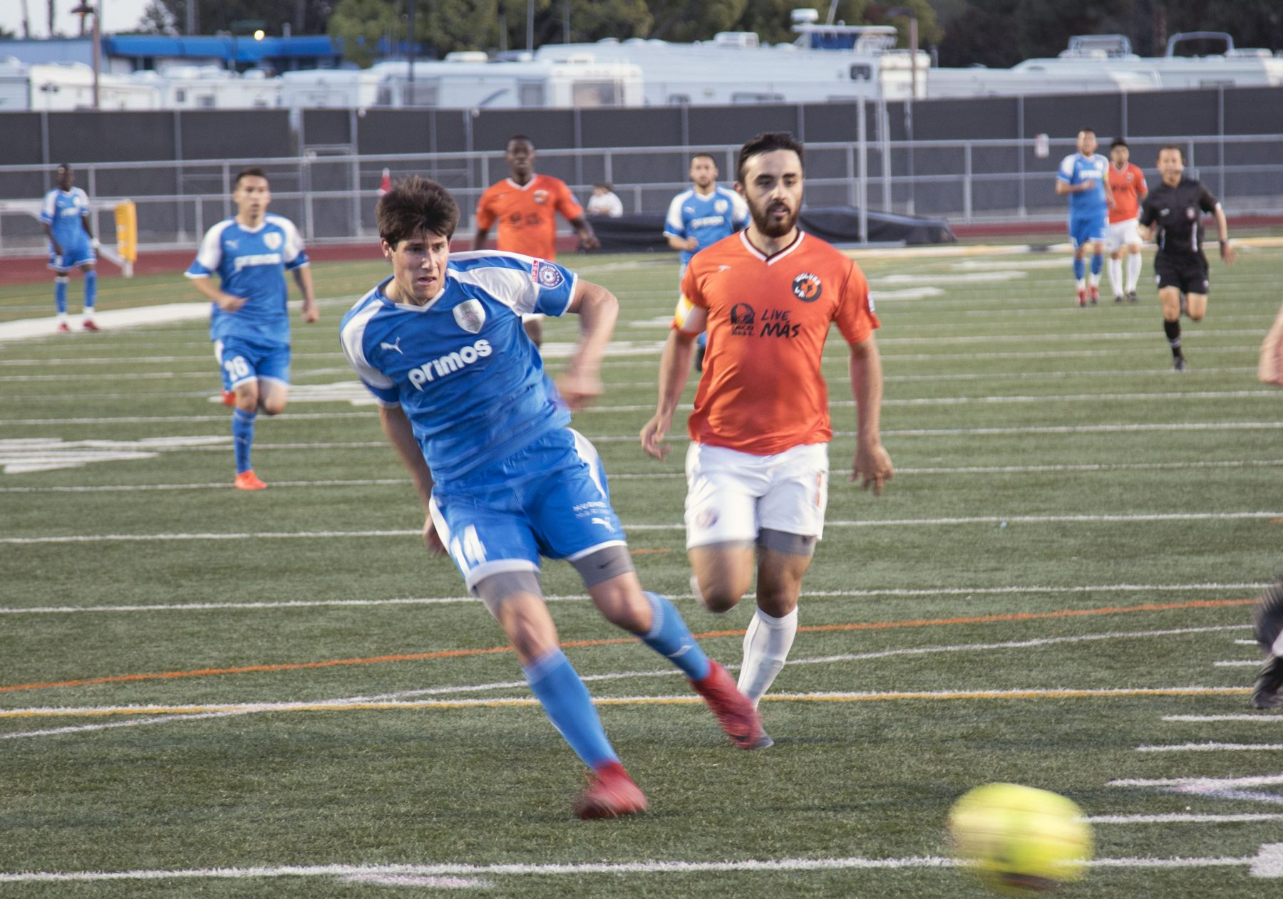 ASC San Diego Dominant in Win Over LA Wolves