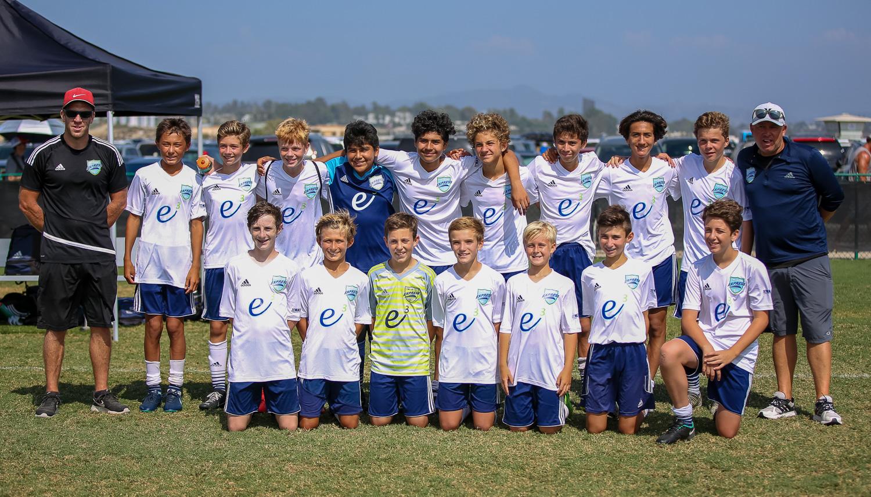TEAM PROFILE :: Encinitas Express Boys 2005 #youthsoccer