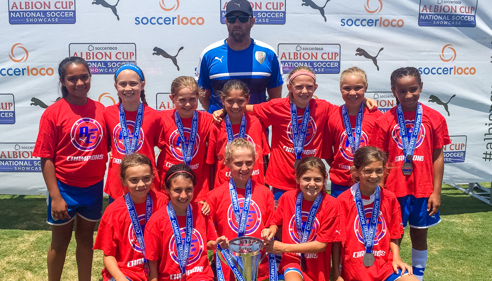 Playing with The Boys: #Albion_SC G2007 to Join Boys' League