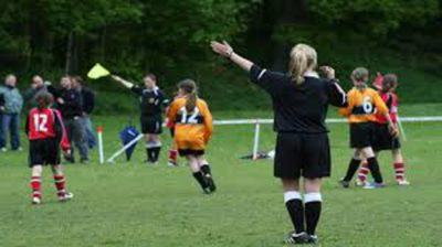 Youth Soccer Referees