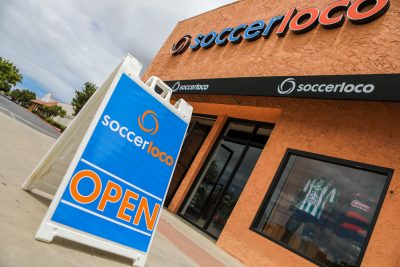 Soccerloco Cuts the Ribbon on the Newest Retail Location in San Ysidro
