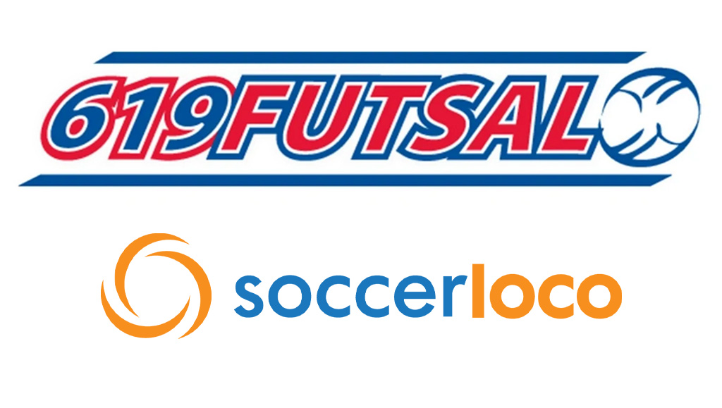 Soccerloco Named Official Apparel & Equipment Supplier for 619Futsal