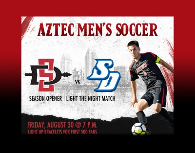 Big Time soccer in San Diego — and it's free!