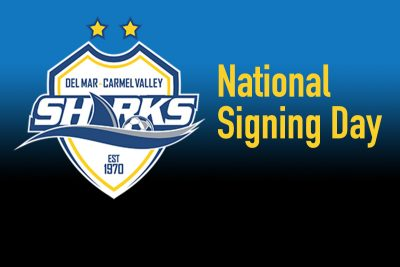DMCV Sharks Players Commit to College Soccer on National Signing Day